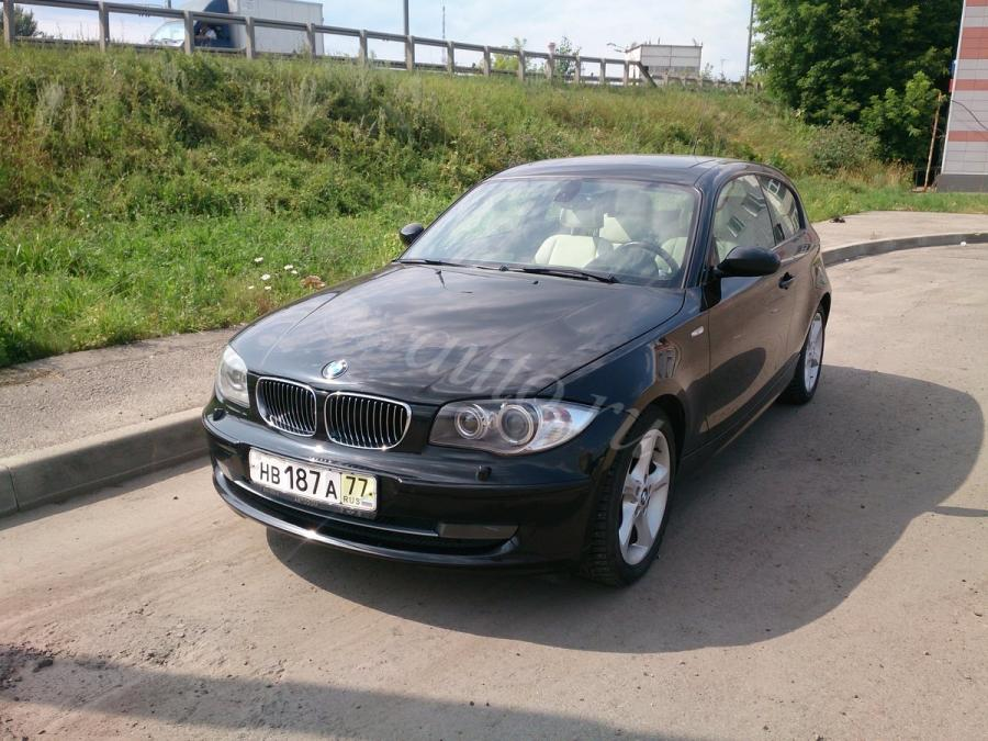 BMW 1er-E81-Hatchback-3-dr-2008-01