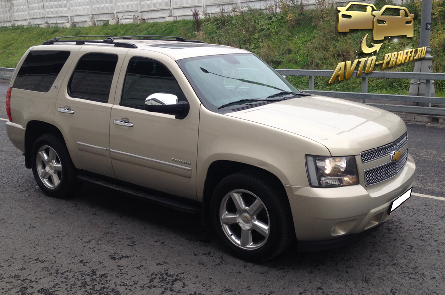 Chevrolet Tahoe III 5.3 AT (324 л.с.) 4WD-003