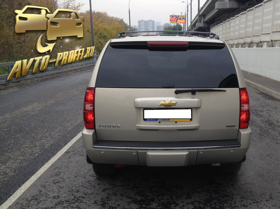 Chevrolet Tahoe III 5.3 AT (324 л.с.) 4WD-004