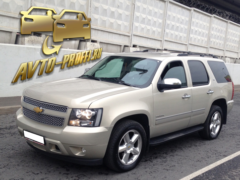 Chevrolet Tahoe III 5.3 AT