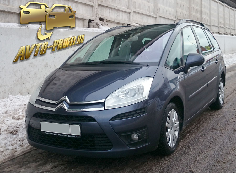 Citroen C4 Picasso I Grand 1.6 AT -001