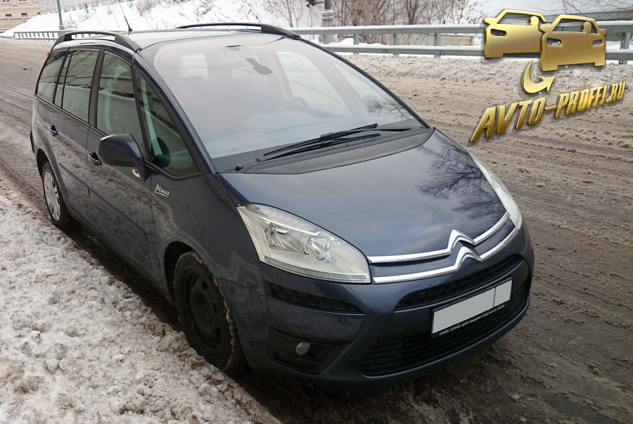 Citroen C4 Picasso I Grand 1.6 AT -003
