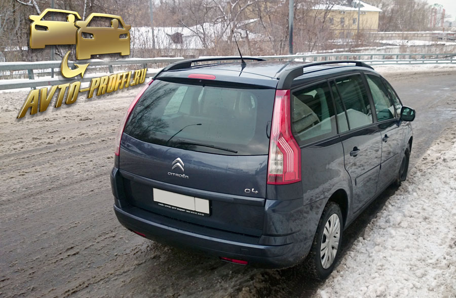 Citroen C4 Picasso I Grand 1.6 AT -004