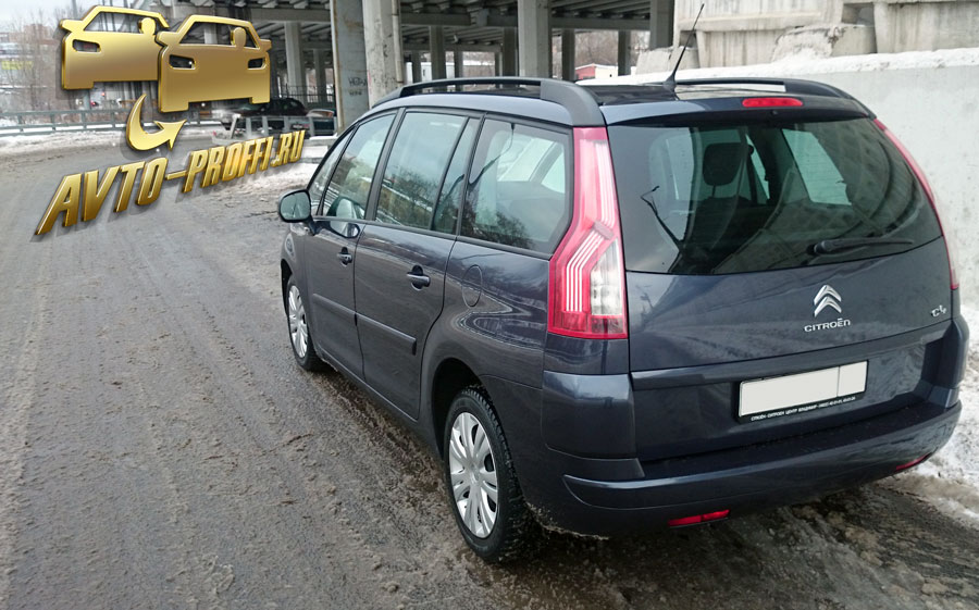 Citroen C4 Picasso I Grand 1.6 AT -006