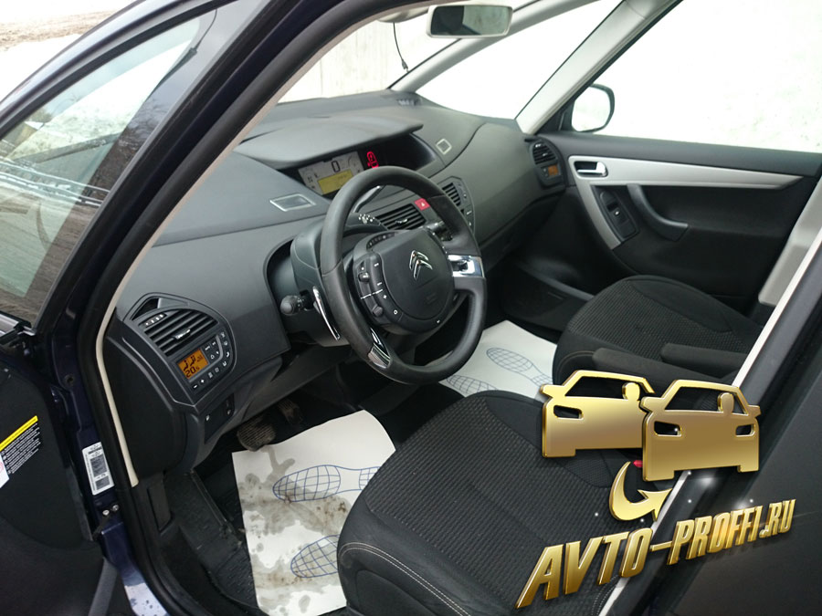 Citroen C4 Picasso I Grand 1.6 AT -007