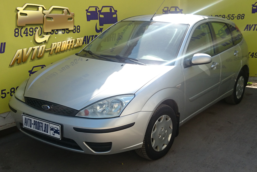Ford Focus Hatchback II-2