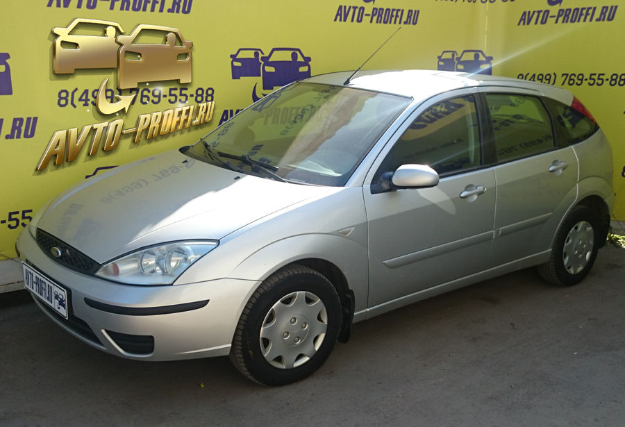 Ford Focus Hatchback II-3