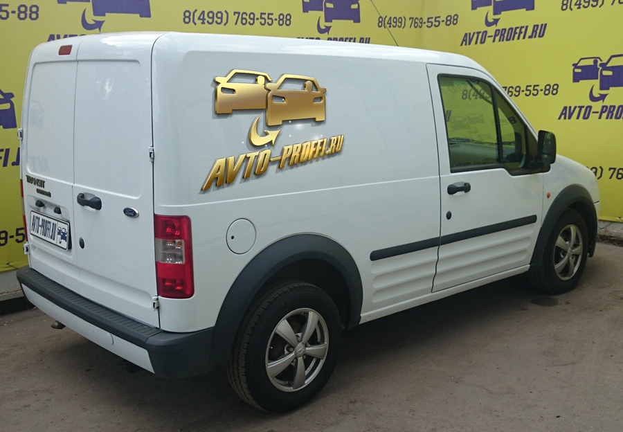 Ford Transit Connect-4