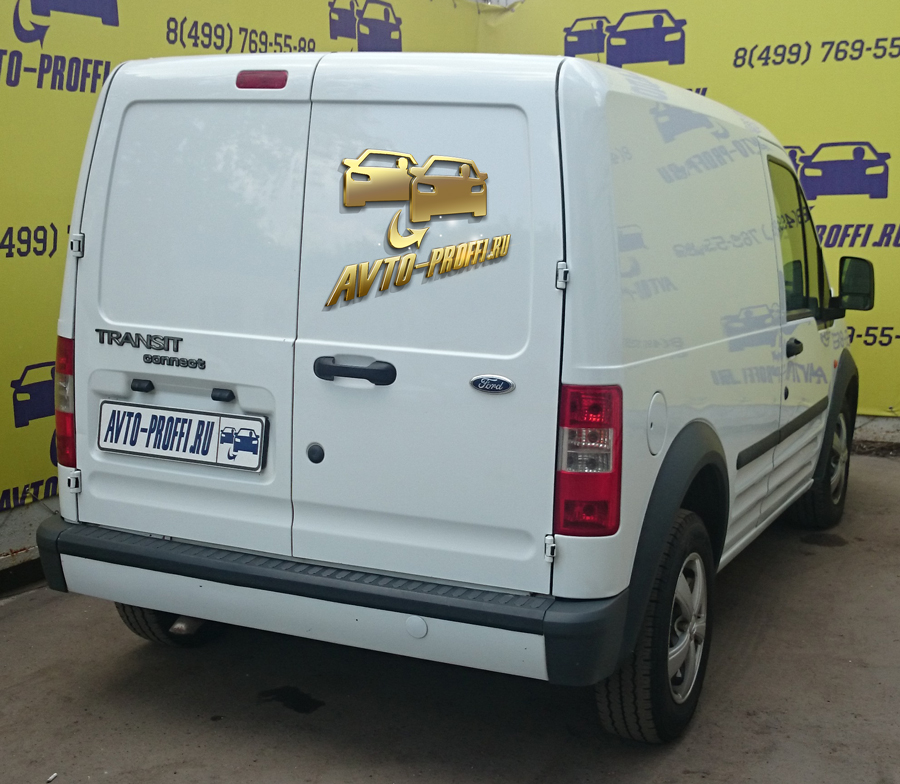 Ford Transit Connect-5