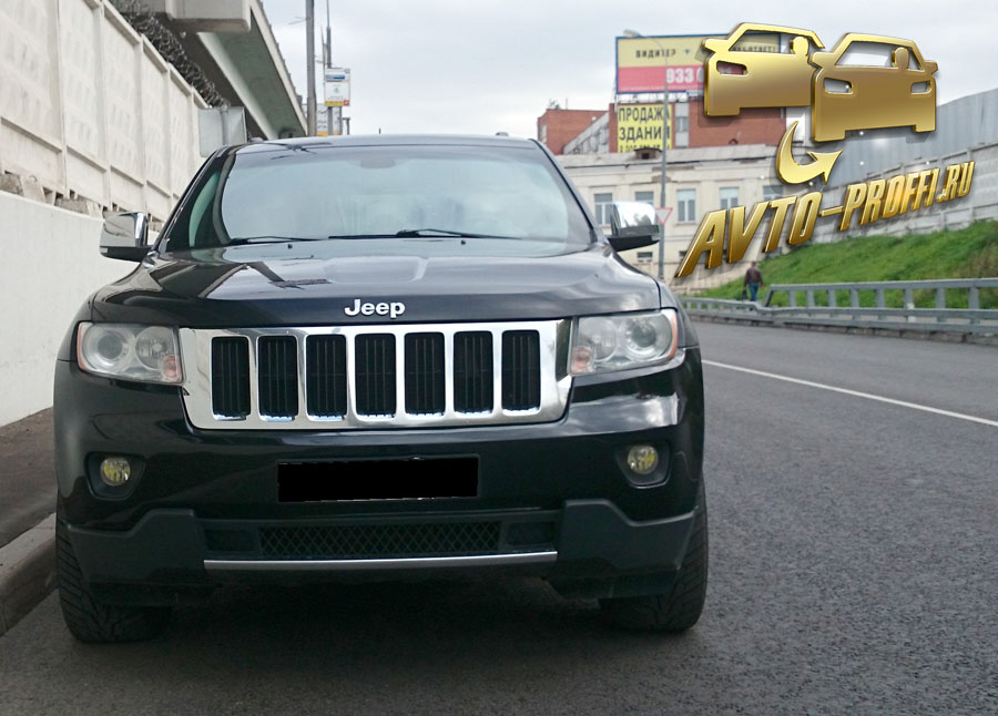 Jeep Grand Cherokee IV (WK2)-2