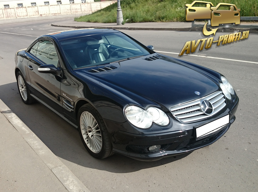 Mercedes-Benz SL (R230)-01