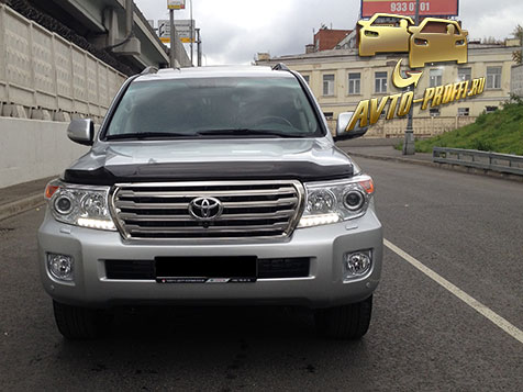 Toyota Land Cruiser 200 Series 4.6 AT
