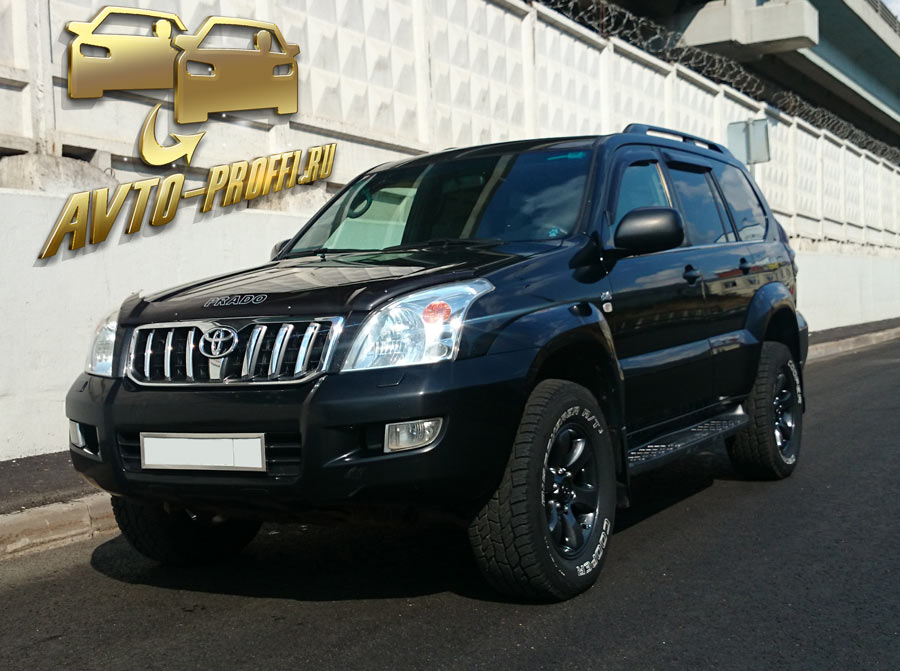 Toyota Land Cruiser Prado 120 -001