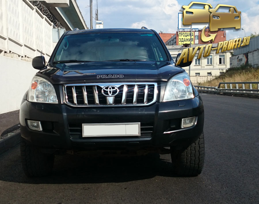 Toyota Land Cruiser Prado 120 -002
