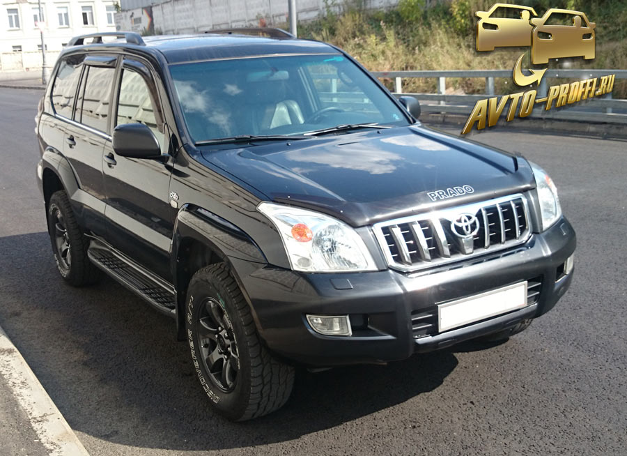 Toyota Land Cruiser Prado 120 -003