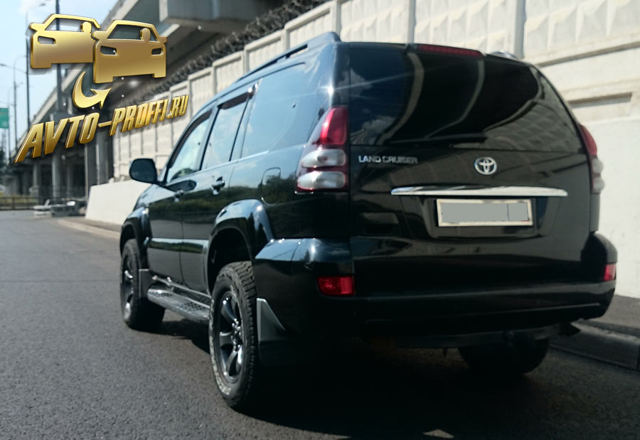 Toyota Land Cruiser Prado 120 -004
