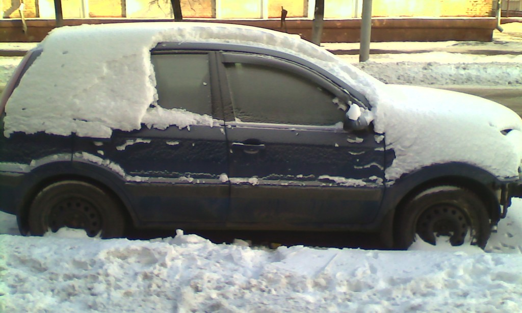 Ford Fusion I 2005 год