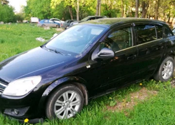 Opel Astra, 2010 г