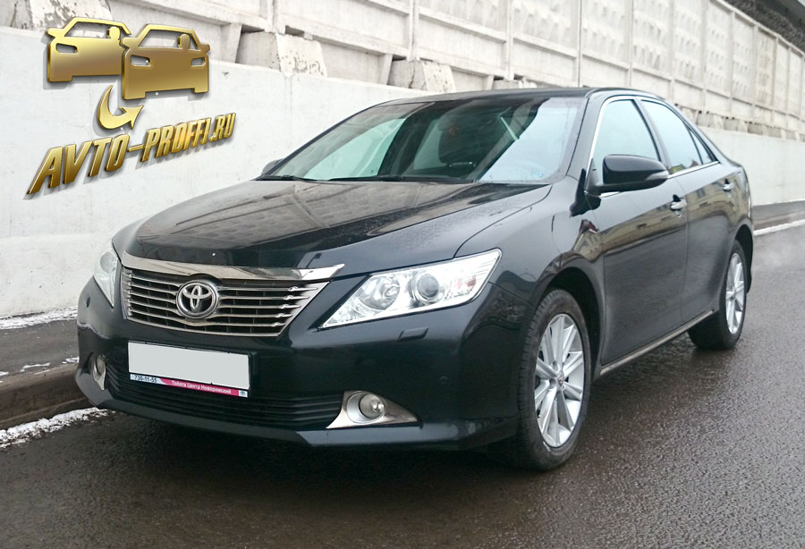 Toyota Camry VII 3.5 AT-1