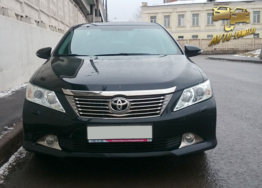 Toyota Camry VII 3.5 AT-2