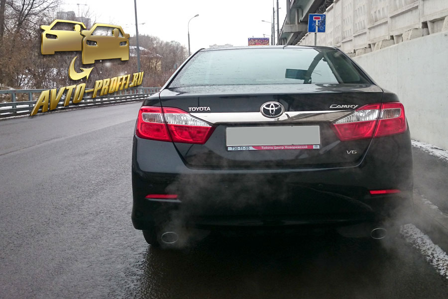 Toyota Camry VII 3.5 AT-4