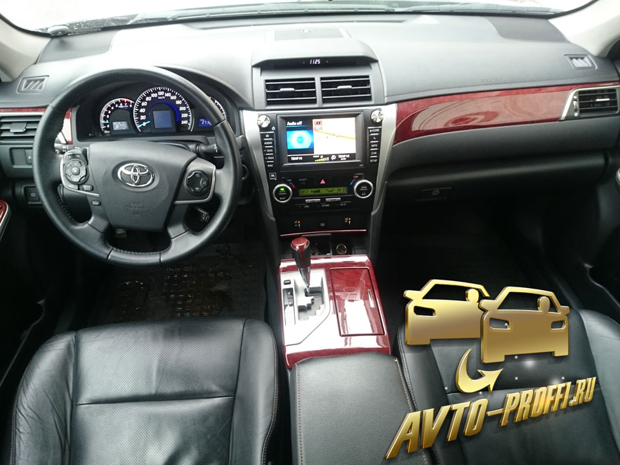 Toyota Camry VII 3.5 AT-8