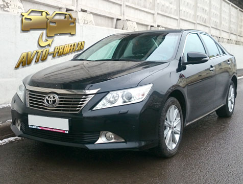 Toyota Camry VII 3.5 AT