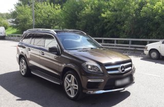 Mercedes-Benz GL500