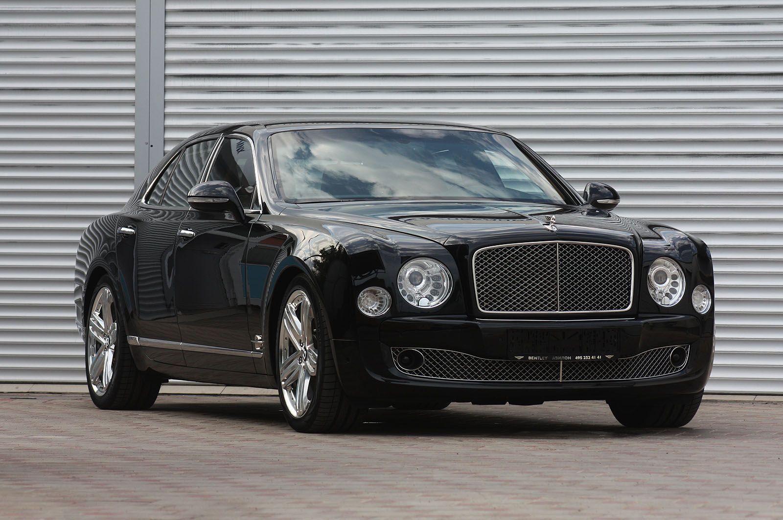 Bentley Flying Spur 2008 год