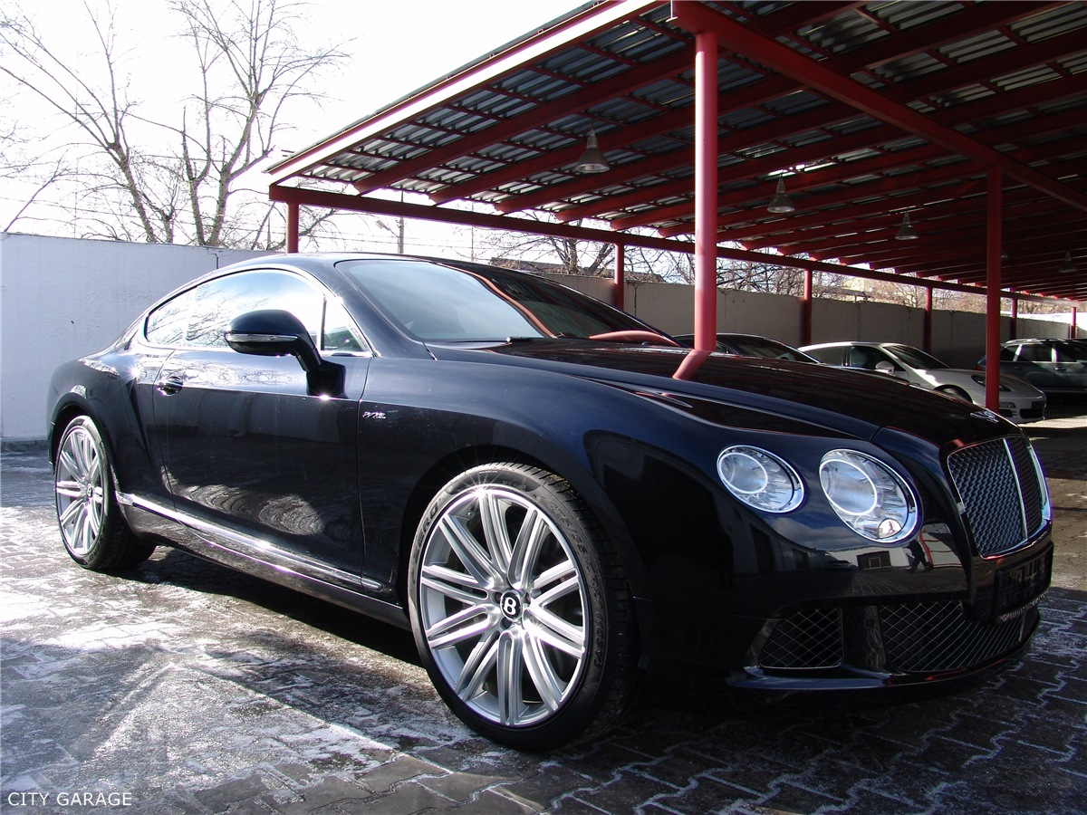Bentley Continental Gt9 2013 год