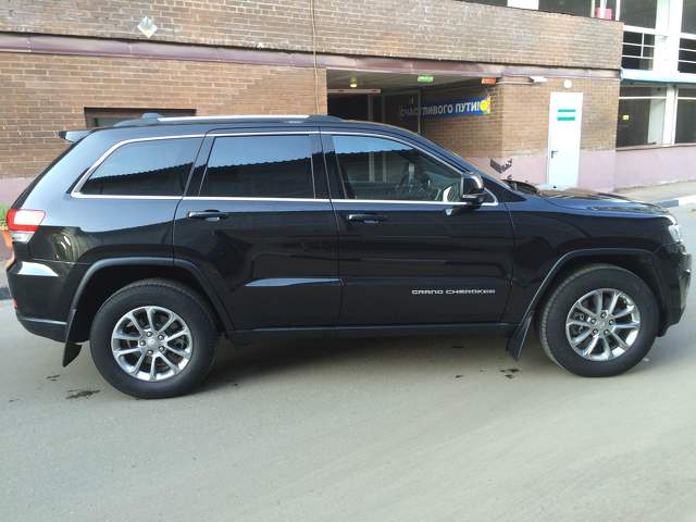 Jeep Grand Cherokee IV (WK2) 2014 год