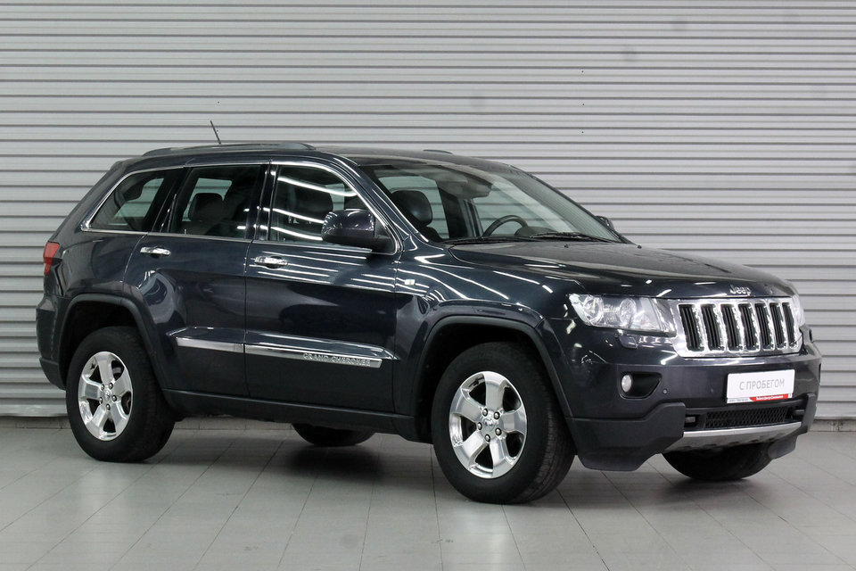Jeep Grand Cherokee IV (WK2) 2013 год